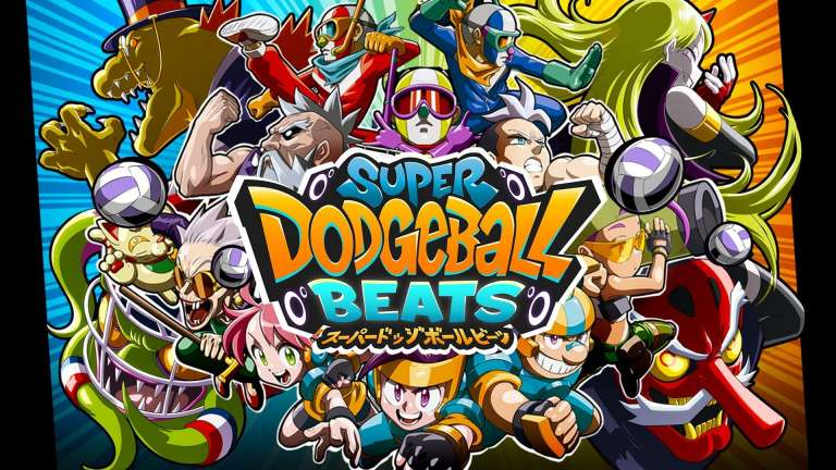Super Dodgeball Beats Has Been Released And It Might Be The Most Intense Rhythm Sports Game Out So Far