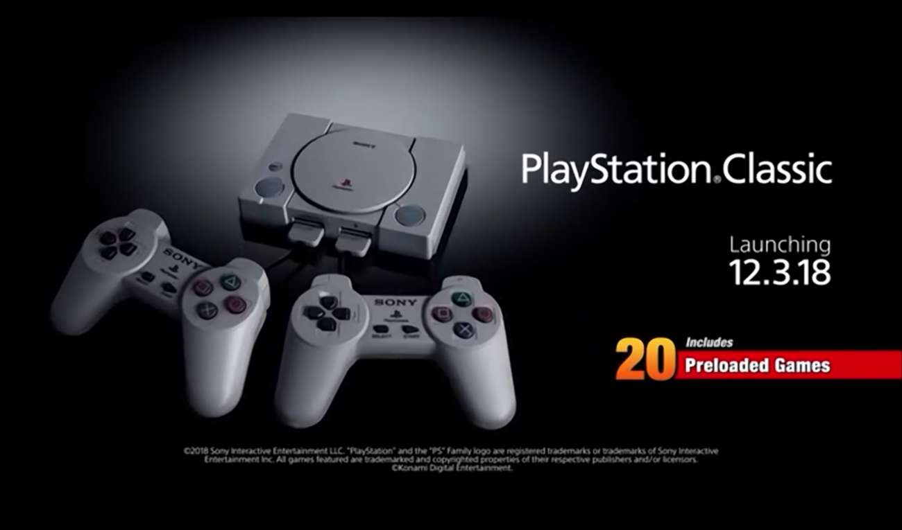 The PlayStation Classic Mini-Console Is Now Just $20 Thanks To GameStop's Labor Day Sale