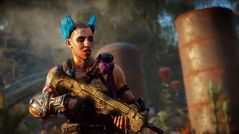 The Next Expansion Called Terrormania For Rage 2 Drops In November; Introduces A Twisted Alternate Reality
