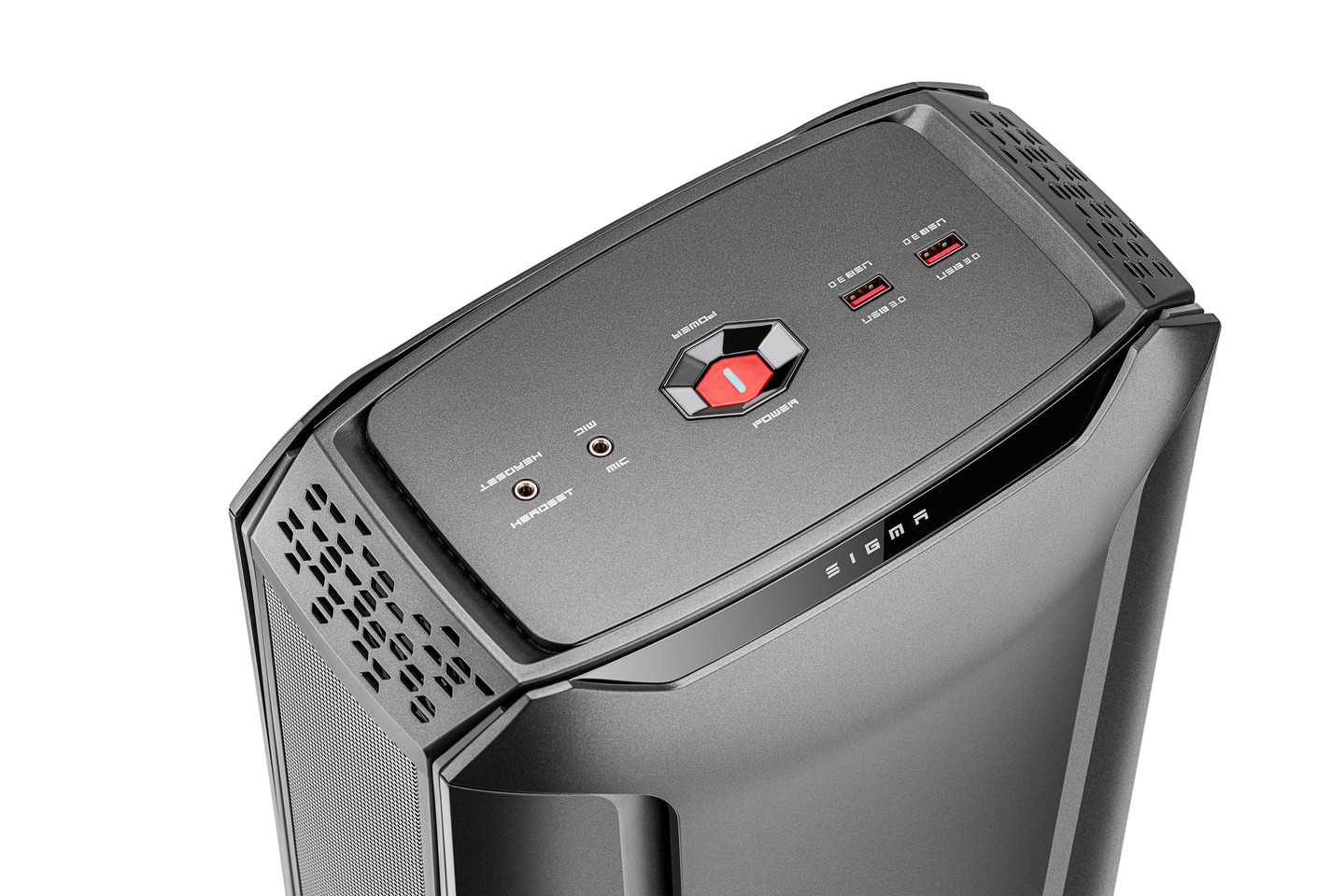 The New COLORFUL iGame Sigma I300 Gaming PC Is A Compact Gaming Box Packing But Packs A Punch