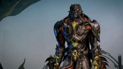 Atlas Prime is Bringing His Signature Deathcube Weapon to Warframe on October 1