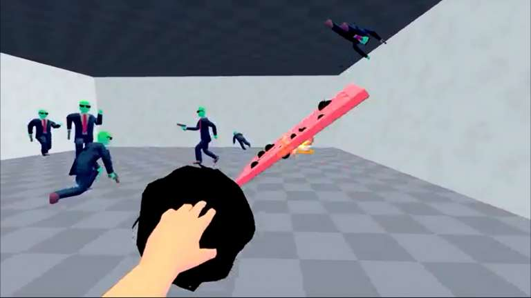 Door Knocker Is A Unique Game Involving Crazy Door Physics, Is Now Available For Free