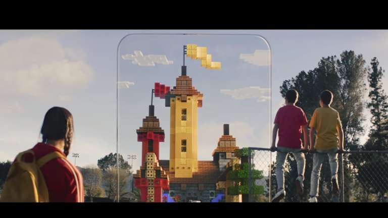 Microsoft Reveals That The Augmented Reality Mobile Game Minecraft Earth Will Hit Early Access In October