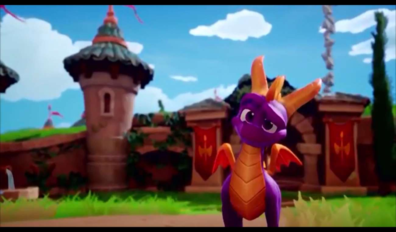 The Fun Spyro: Reignited Trilogy Can Now Be Purchased Through The Steam Store