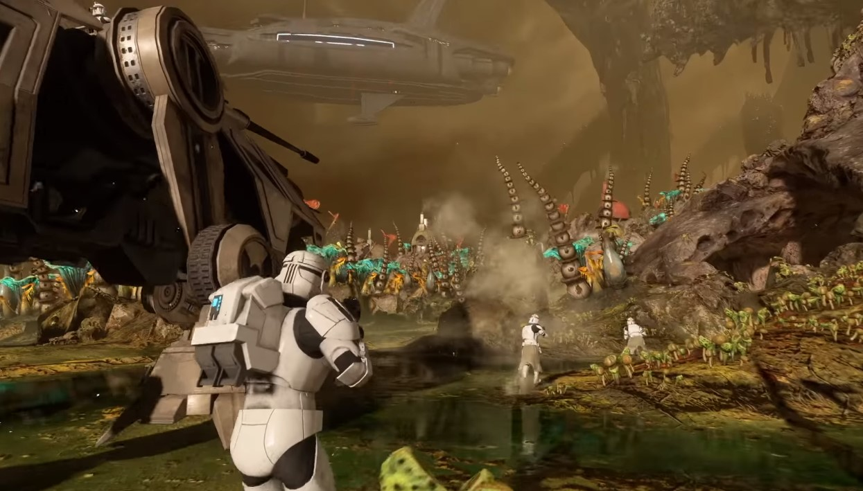 Star Wars Battlefront II Gets Better Over Time As New Update Add More Exciting Contents And Details