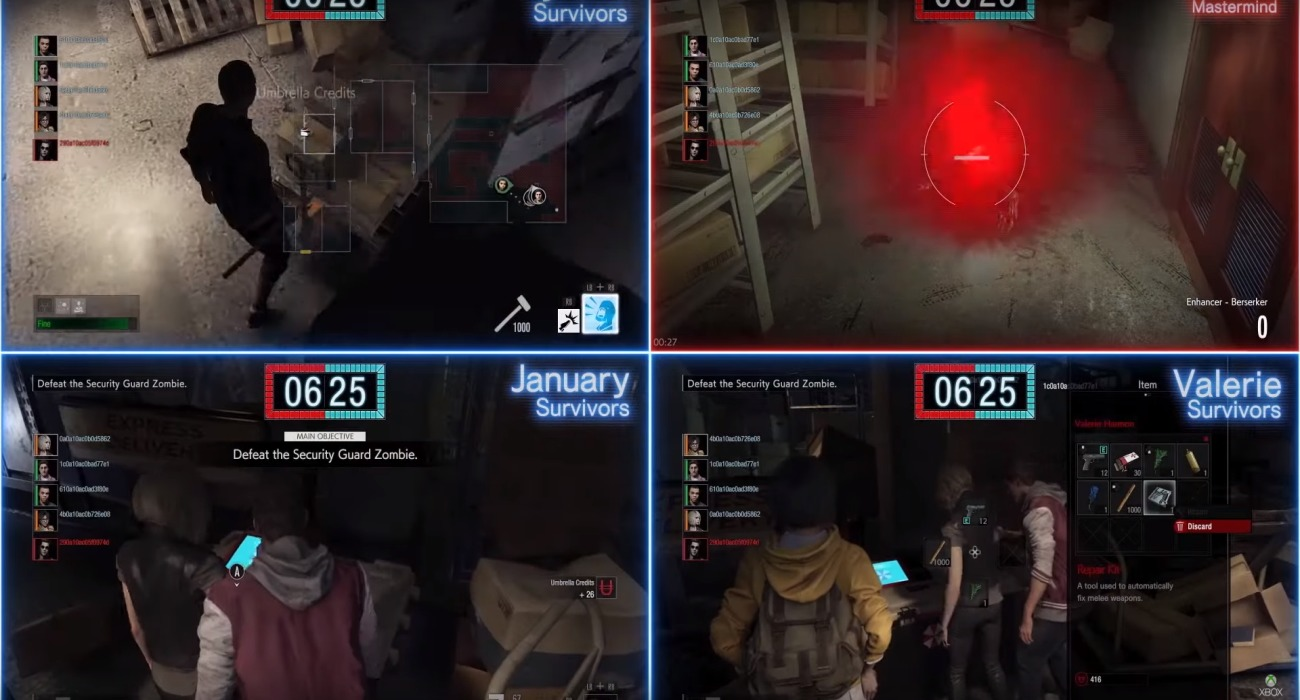 A Closed Beta Of Project Resistance Takes Place In October; A Full Match Of Gameplay Was Also Just Revealed