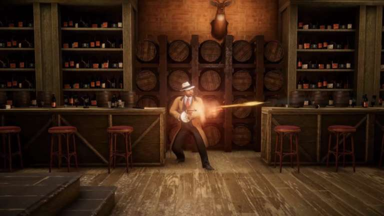 Being Infected With STD Very Much A Thing In Prohibition-Era Game Empire Of Sin