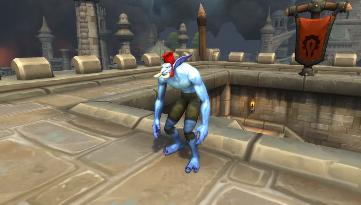 World Of Warcraft's Zappy Boi Already Aware That He's Become A Running Meme
