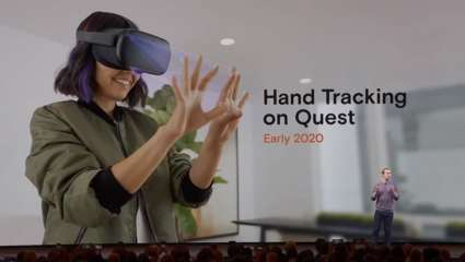 Facebook's Top VR Headset, Oculus Quest, Set To Get A Software Update Adding A Hand And Finger Tracking Feature