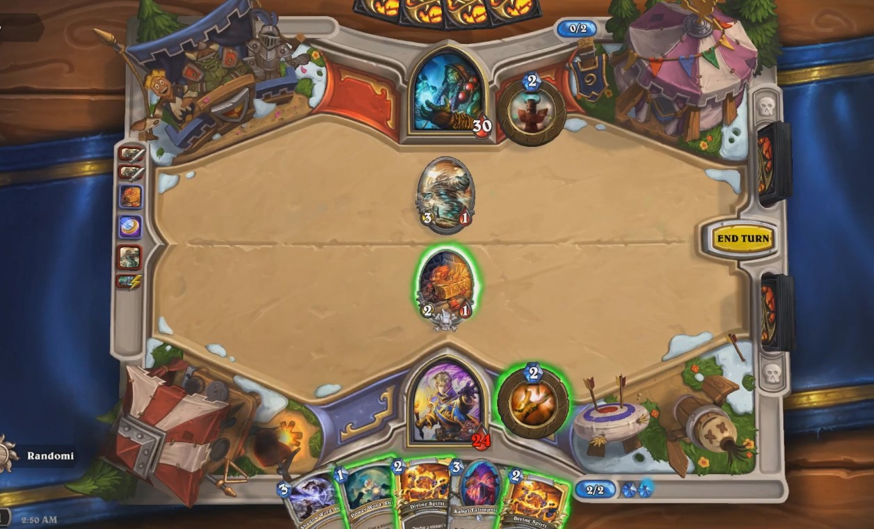 Hearthstone Designer Reveals Plans To Remove Divine Spirit Manna From The Game