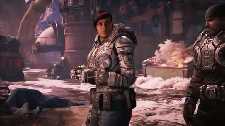 Flashbangs In Gears Of War 5 Have Been Adjusted To Provide Users With Better Experiences