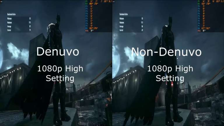 Batman: Arkham Knight Disables Denuvo On Epic Games Store; Warner Bros. Releasing A New Title In The Series?