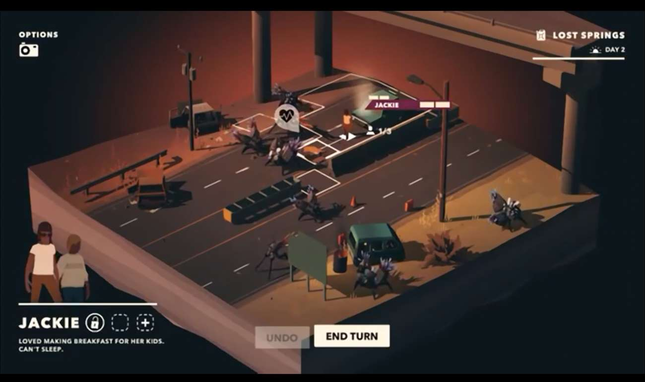 The Turn-Based Survival Game Overland Is Now Out On Steam, Itch, And GOG