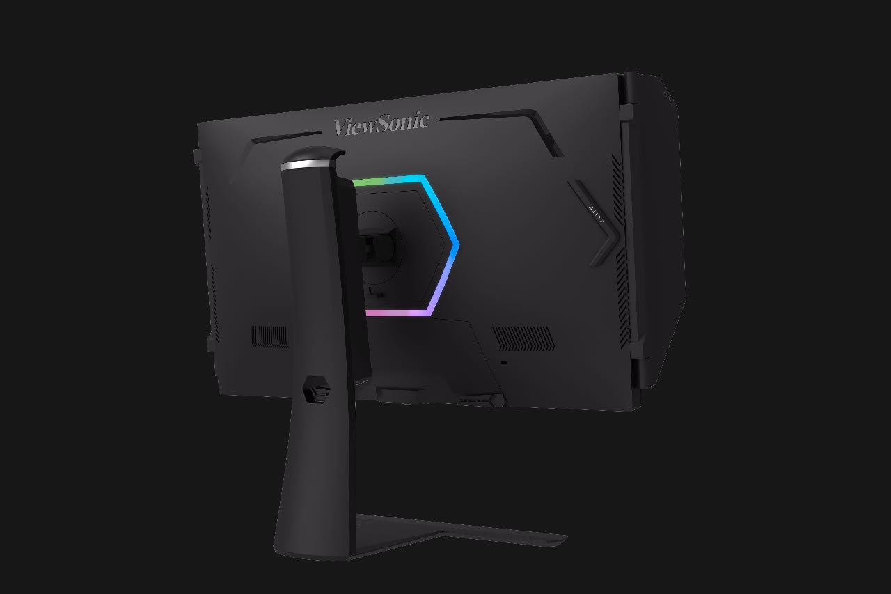 ViewSonic Expands The Elite Series Gaming Monitors With New IPS Panels, Featuring NVIDIA G-SYNC