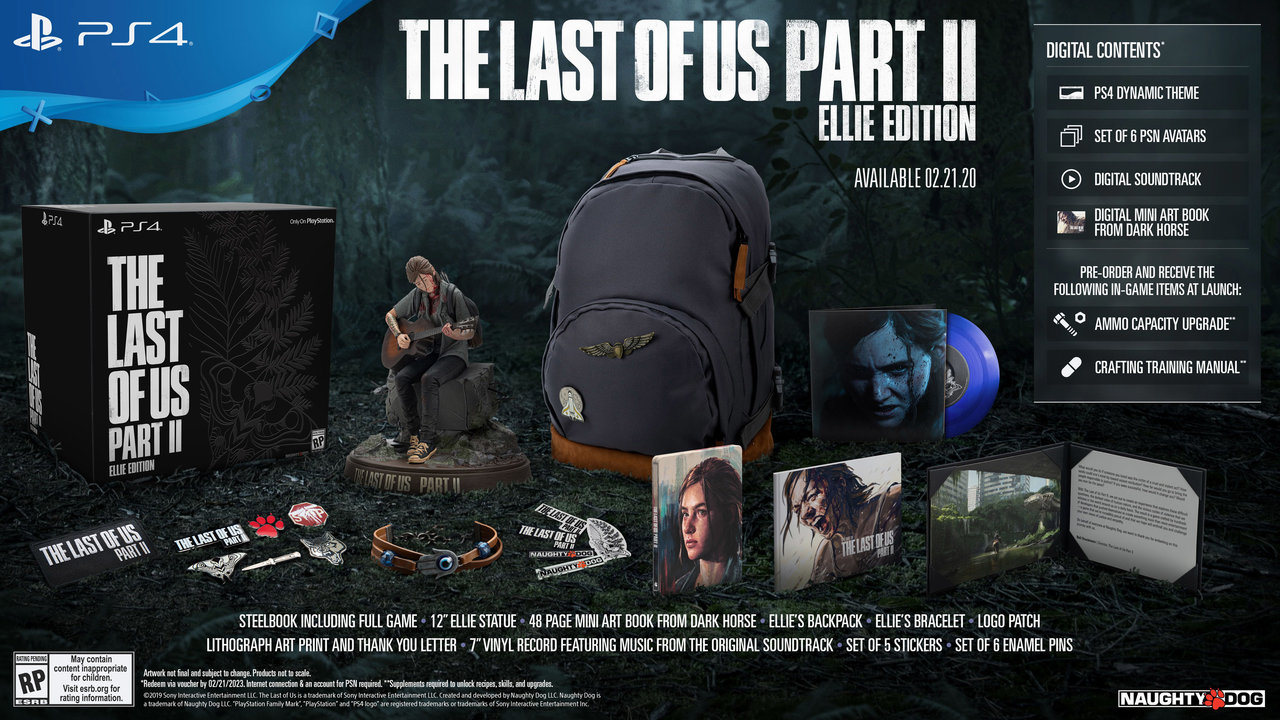 Dark Horse announces The Art of The Last of Us Part II