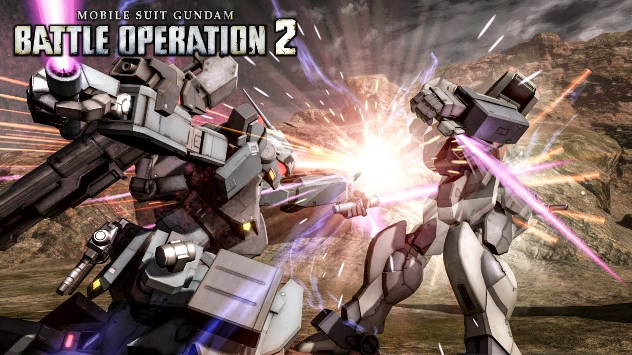 A Western Release Date Has Finally Been Announced For Mobile Suit Gundam: Battle Operation 2, Get Ready To Suit Up October 1