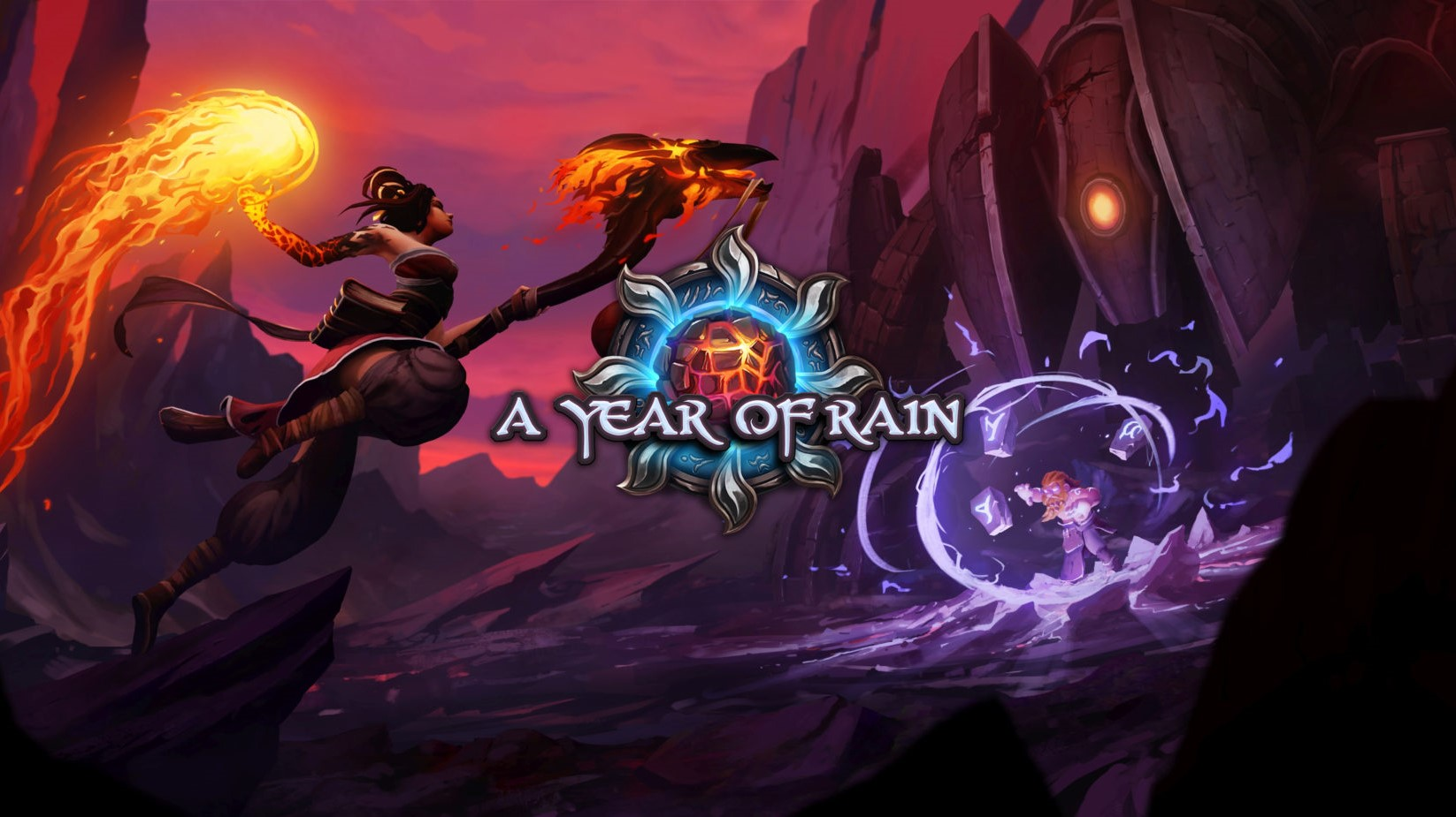 A Year Of Rain, A New Multiplayer Strategy Game From Daedalic, Has Entered Closed Beta