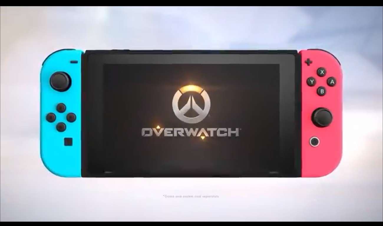 The Popular Team-Based Multiplayer Overwatch Is Making Its Way To The Nintendo Switch