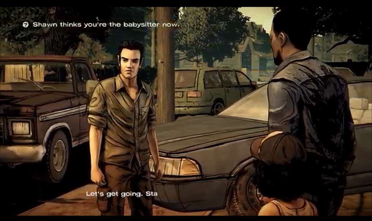 The Walking Dead: The Telltale Definitive Series Is Out Now Via The Epic Games And Microsoft Stores