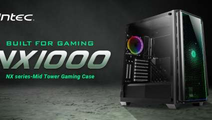The Antec NX1000 Gaming Case Is Now Available For Purchase, It Features RGB Lighting And Supports Up To 6 Fans
