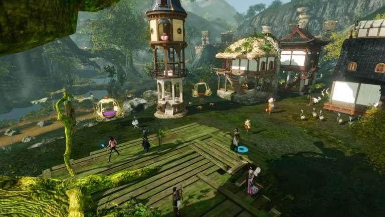 Archeage's The Beanstalk House Returns With A Treehouse And Three Kinds Of Furniture Bundles