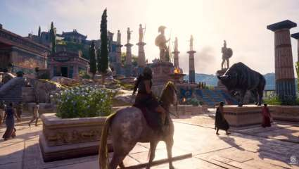 Ubisoft Launched Discovery Tour: Ancient Greece In Assassin's Creed Odyssey
