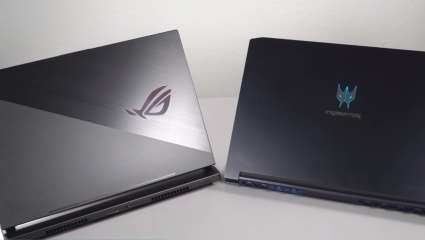 Gaming Laptops Offering Ultra-Fast 300Hz Displays Are Available This Fall