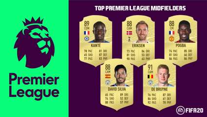 EA Sports Reveals The Best Midfielders In The Upcoming Soccer Franchise, FIFA 20, De Bruyne, Kroos, Pogba, Modric And More