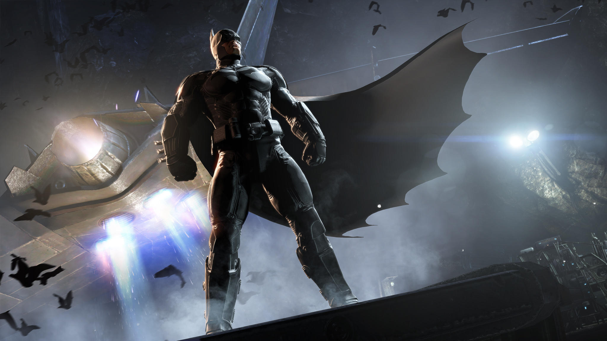 WB Games Montreal Might Have Teased A Sequel To Arkham Origins, Fans Watch Twitter In Anticipation For A Formal Announcement