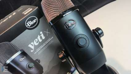 Blue Introduces The Yeti X With Blue VO!CE Technology, A Professional USB Mic For Streaming, Gaming And Podcasting