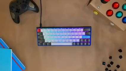 Blueberry Board, A Diy Customizable Mechanical Keyboard Kit Is Launched On Kickstarter