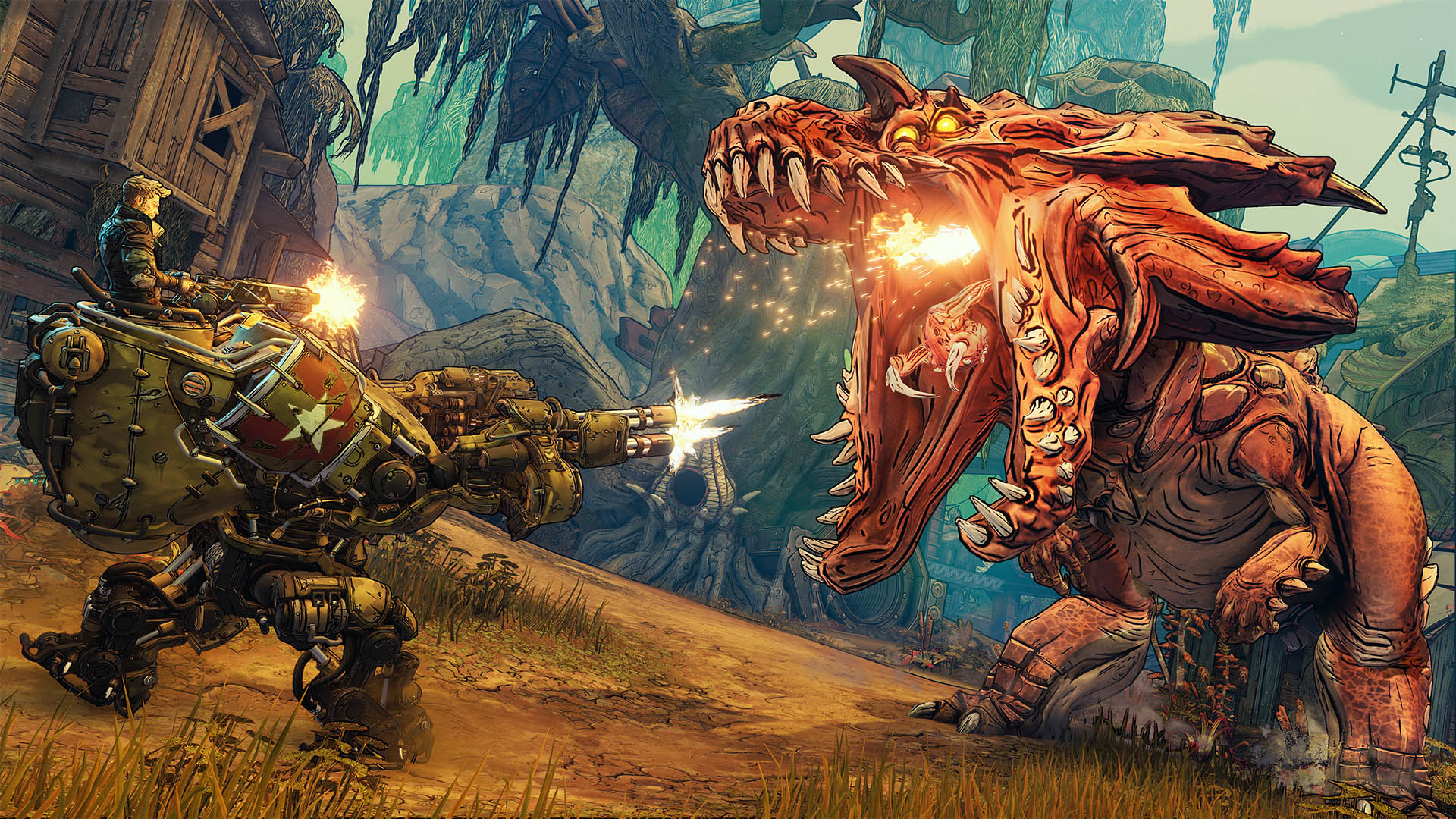 Borderlands 3 Technical State On Pc And Consoles Looking