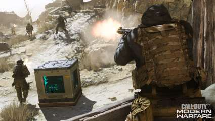 Call Of Duty: Modern Warfare Crossplay Beta Begins On Thursday, 32v32 Ground War Mode To Be Included