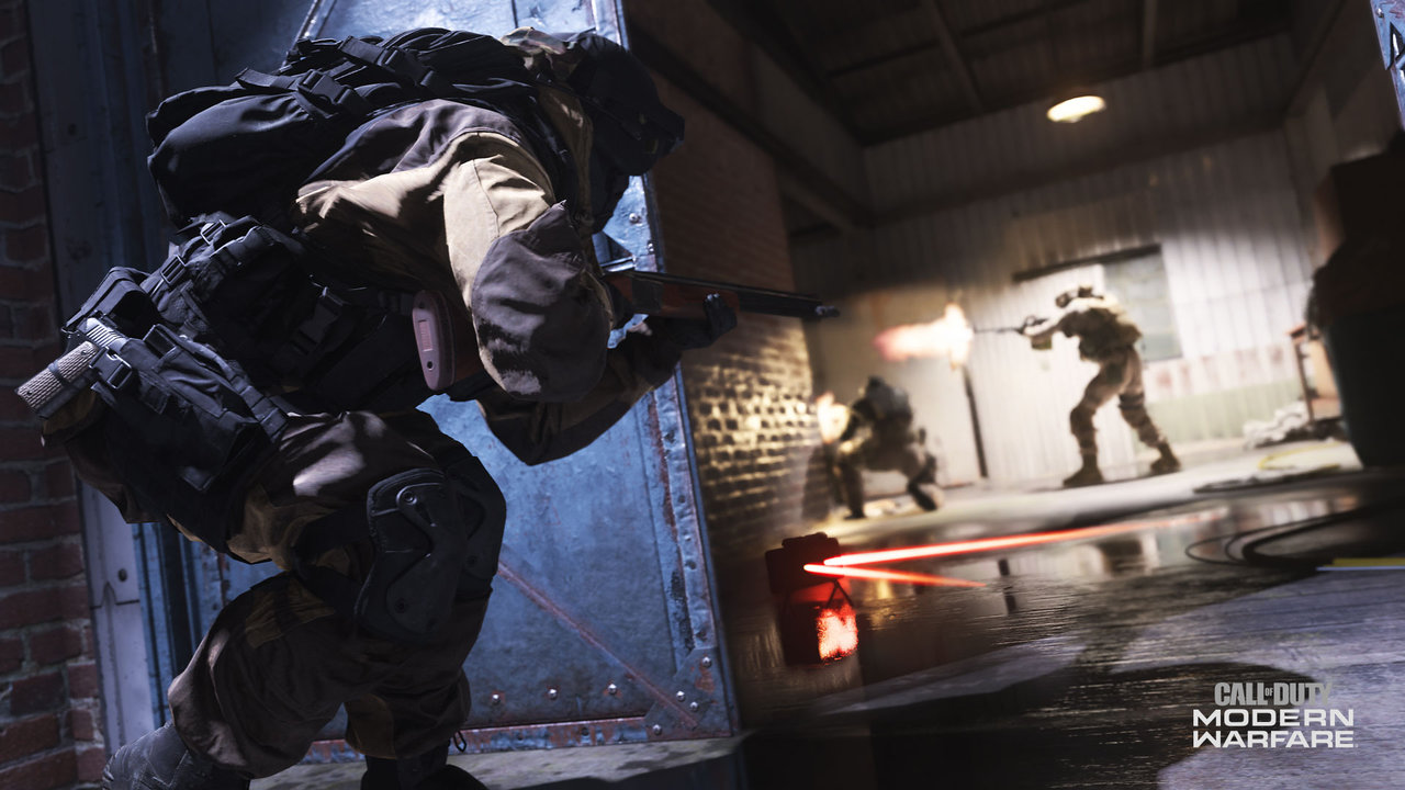 call of duty: modern warfare beta - photo #8