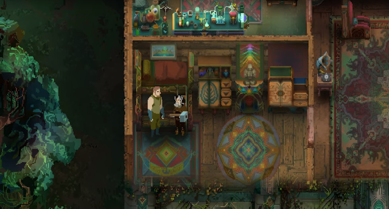11 Bit Studios' Children Of Morta Is Out Now On PC, A Launch Trailer Showcases Beautiful Pixel Art