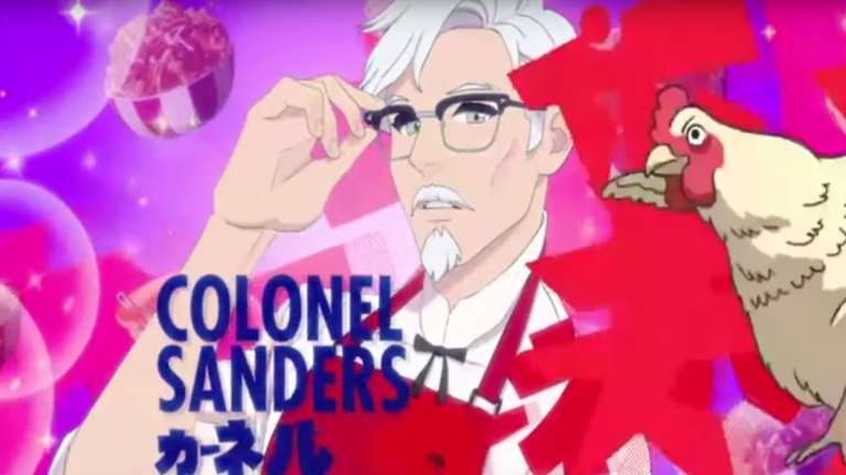 A Colonel Sanders Dating Game Is Actually In The Works From KFC; Will Be Available On Steam
