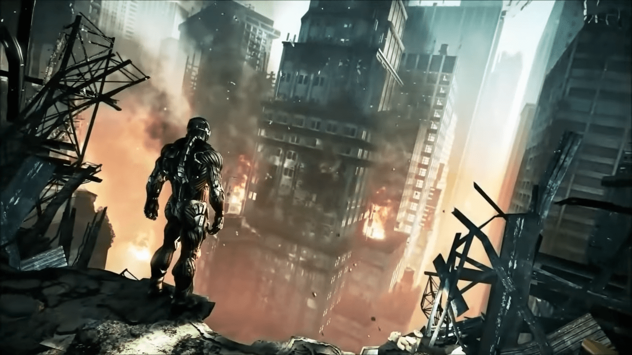 Much-Loved Arcade Shooter Crysis 2's PC Multiplayer Is Back