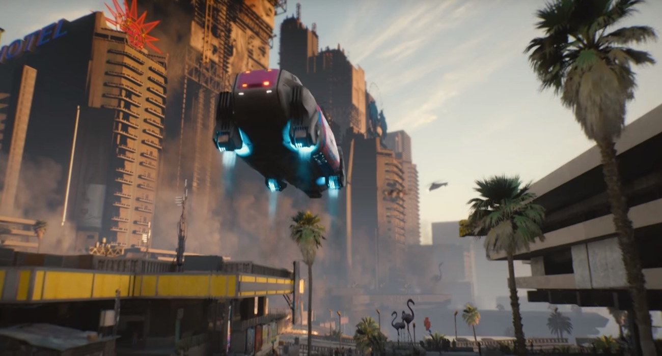Keanu Reeves Will Appear A Lot In Cyberpunk 2077 As Johnny Silverhand; Credits His Large Presence To Passion For The Game