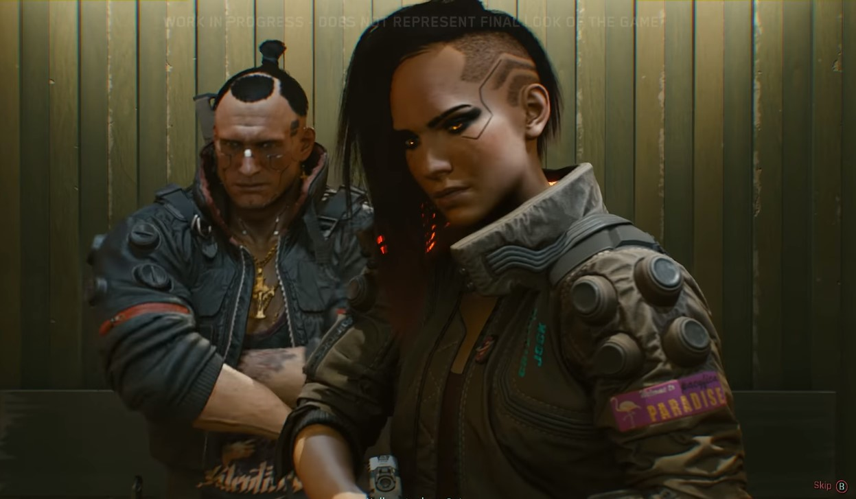 Cyberpunk 2077 Will Have DLC That Is Unveiled Prior To The Anticipated Release