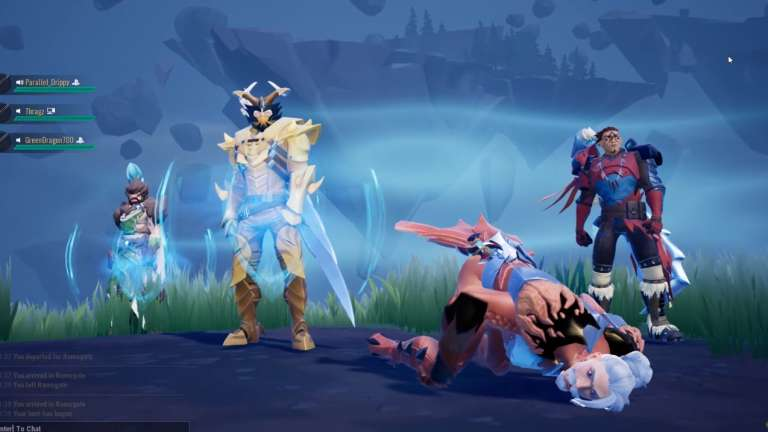 Dauntless' Clear Skies Update Is Out Now On All Major Platforms