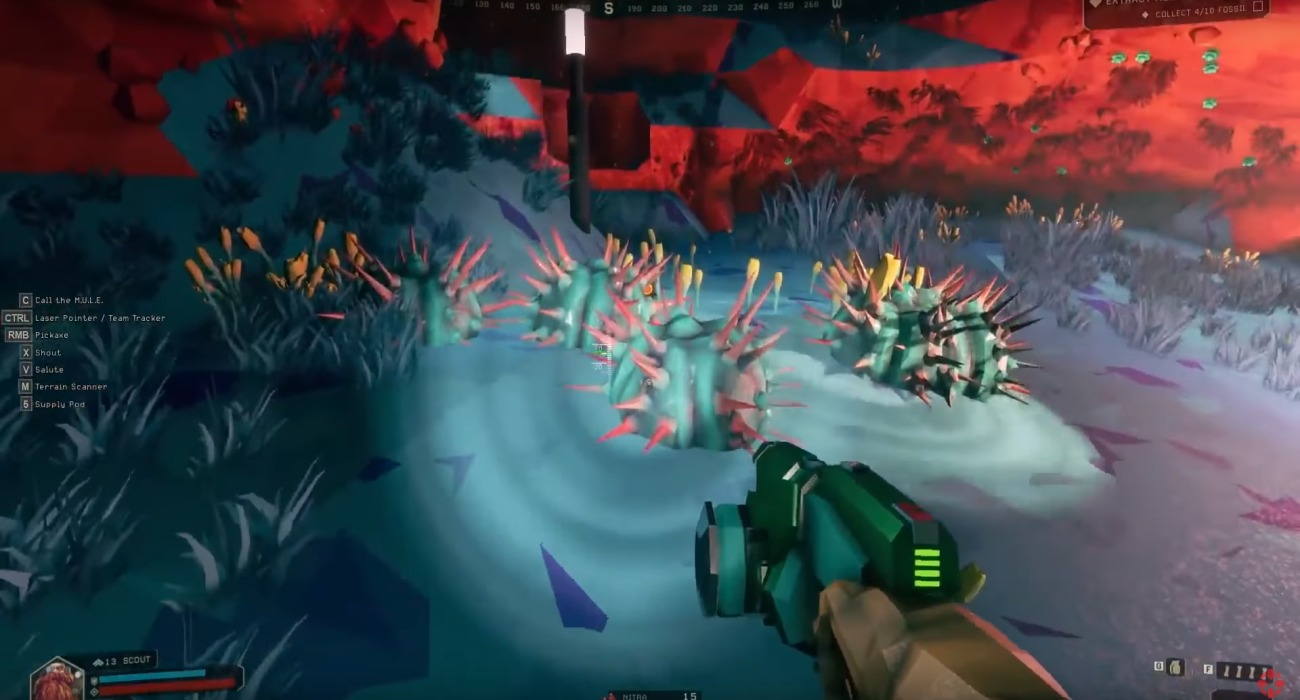 Steam Is Letting PC Users Play The Interesting FPS Deep Rock Galactic For Free Over The Weekend