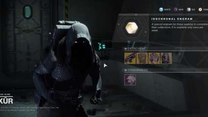 You Have Until September 16 To Buy This Exotic Pieces From Xur On Destiny 2