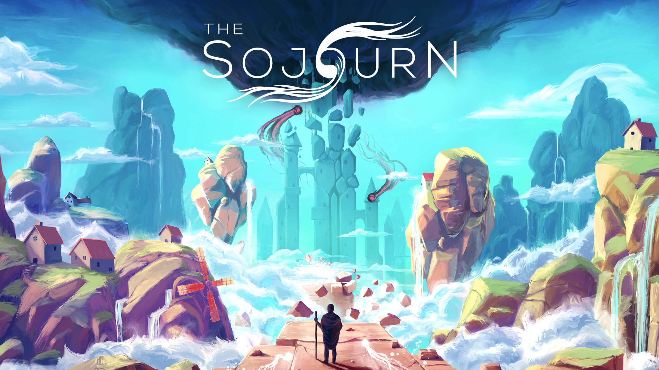 The Sojourn Has Released Today On Xbox One, Experience A Journey Through A Series Of Puzzles