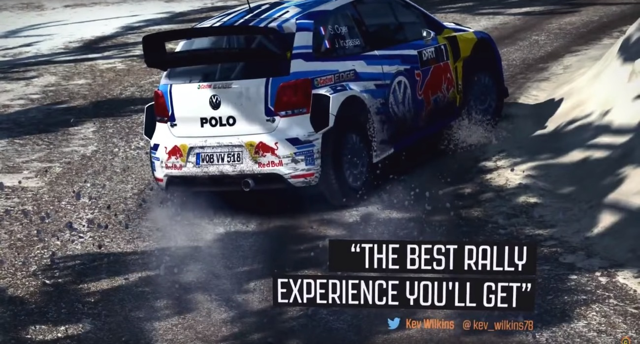 Those Who Download Dirt Rally From Steam Can Keep It For Free If They Do So Before September 16