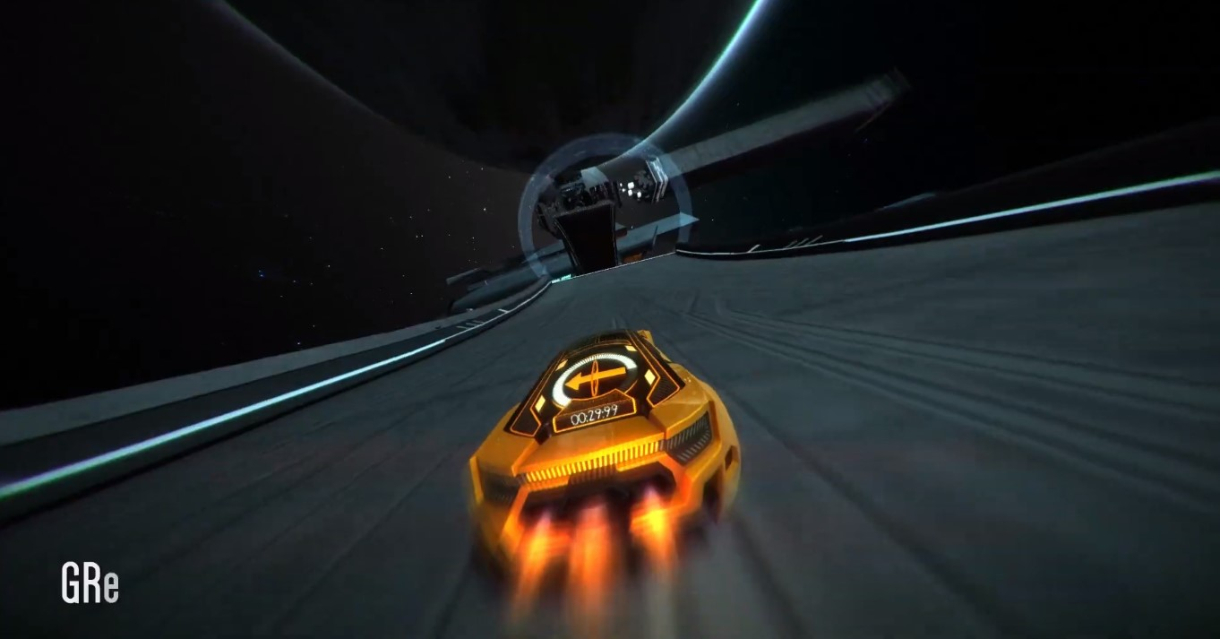 Distance Latest Version Called The Horizon Update Is Now Available On Steam
