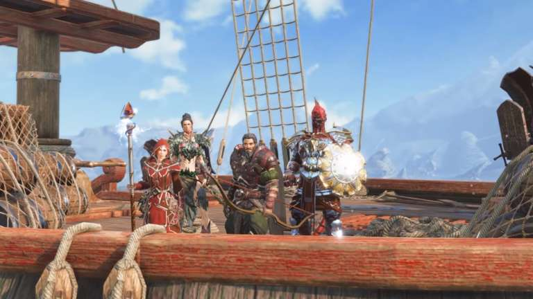 Divinity: Original Sin 2 Getting More Updates; Massive Things Outside The Game Underway