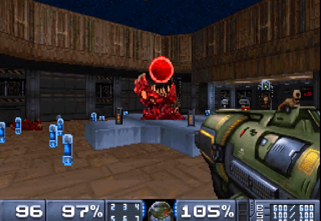 It Appears That DOOM 2: Hell On Earth Is Getting A Re-Release On Steam Soon