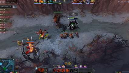 Non-Cheaters Affected By Dota 2 Update In An Effort To Stop Scripting Hacks
