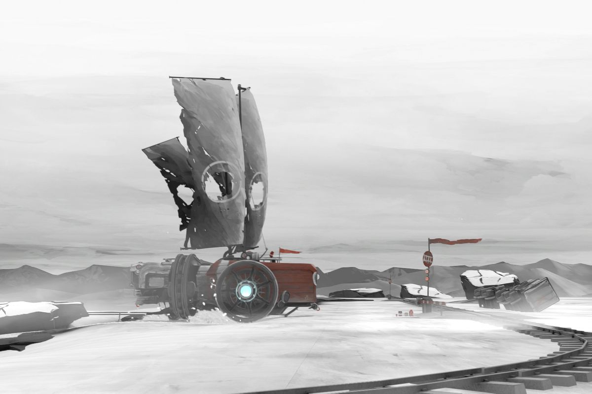 Journey To The End Of The World In This New 2D Side Scroll Adventure Far: Lone Sails