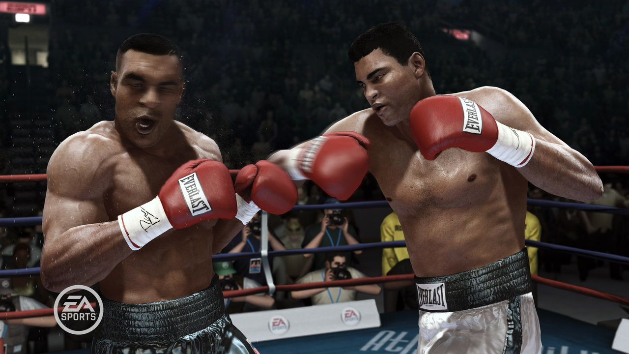 EA Sports Is Reportedly Finally Looking Into Bringing Back The Fight Night Series